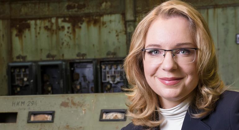 Roland Horn | claudiakemfert.de | Claudia Kemfert leitet den Energie- und Umweltbereich am Deutschen Institut für Wirtschaftsforschung (DIW) in Berlin. Seit 2016 ist sie Mitglied im Sachverständigenrat für Umweltfragen, der die Bundesregierung berät. Sie ist Kuratoriumsmitglied von Klimareporter°.