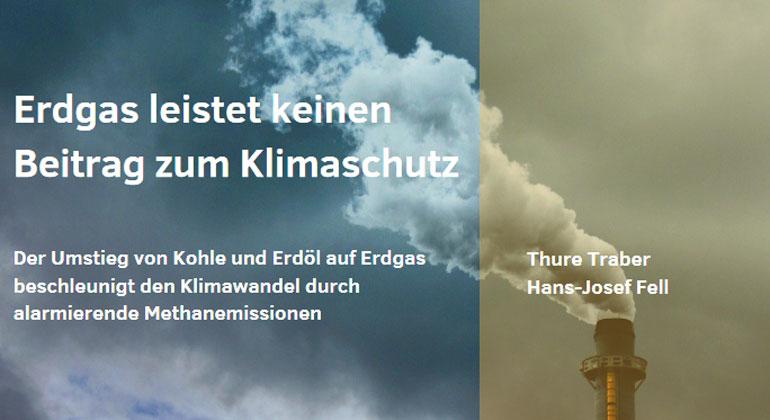 Erdgas beschleunigt den Klimawandel durch alarmierende Methanemissionen