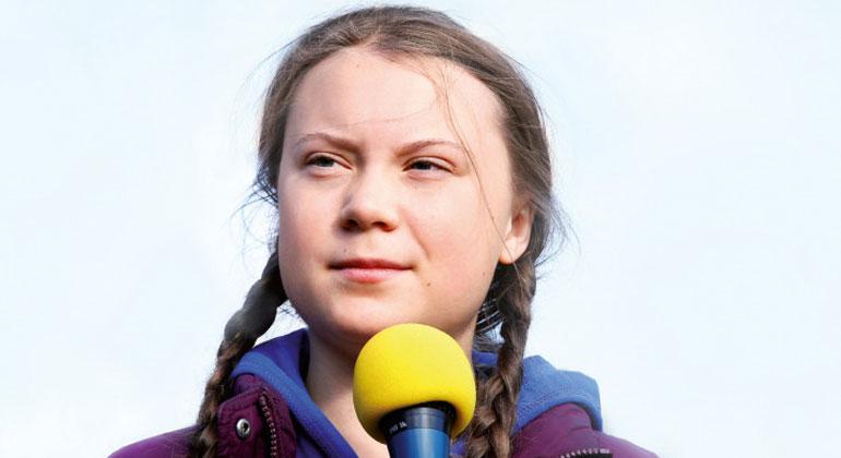 """Greta Thunberg erhält """"Alternativen Nobelpreis"""""""