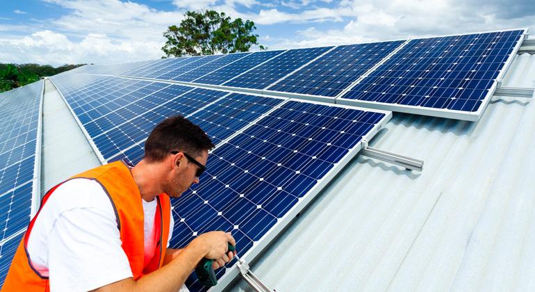 Auch kurzlebige Solarzellen sind wirtschaftlich