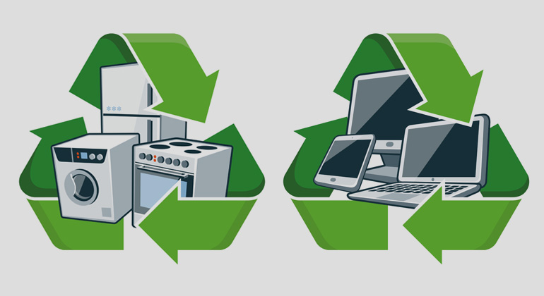 New Research Project IRVE for Innovative Recycling of E-Waste