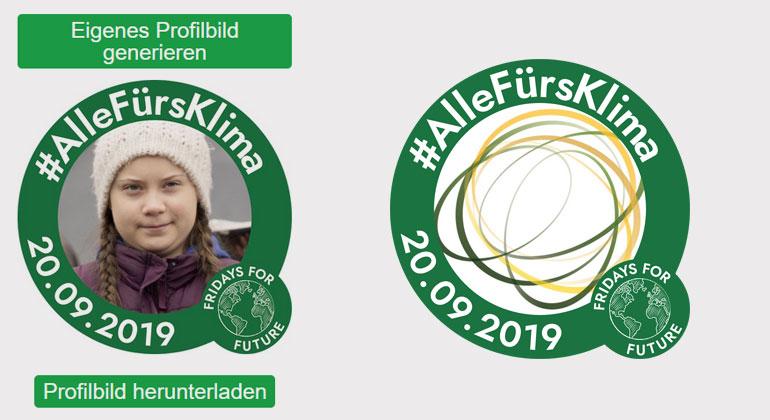 fridaysforfuture.de   #ALLEFÜRSKLIMA