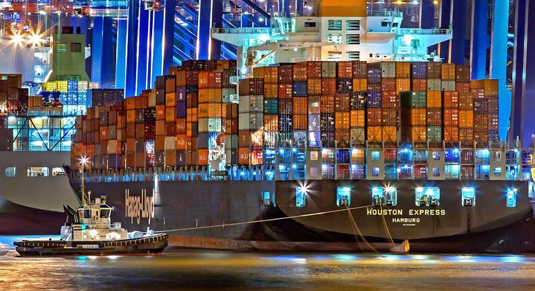 pixabay.com | Julius-Silver | Die Schifffahrt muss klimaneutral werden.