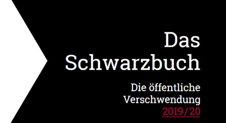 47. Schwarzbuch: Das ist die öffentliche Verschwendung 2019/20!