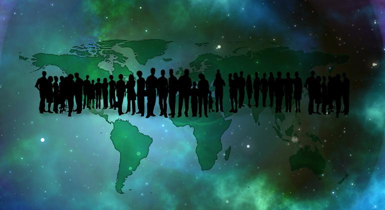 pixabay.com | geralt | Die Weltbevölkerung wird nach Schätzungen bis 2100 um 3 Milliarden Menschen von jetzt über 7,7 Milliarden auf dann 10,9 Milliarden zunehmen. 2050 werden es bereits 9,8 Milliarden sein.