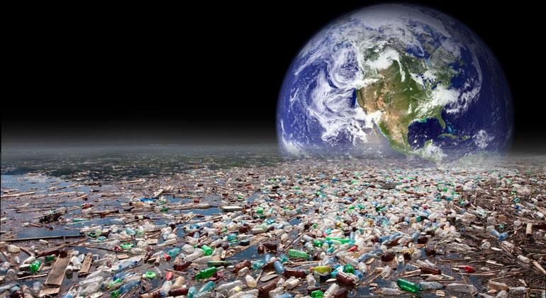 Depositphotos | smithore | Bei insgesamt 23 Prozent der Befragten landet Plastikmüll sogar auf Platz 1, weltweit ist das bei 15 Prozent der Fall. Am meisten sorgen sich Verbraucher in Deutschland, der Slowakei und den Niederlanden um dieses Thema.