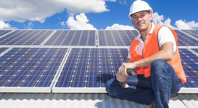 Report finds net metering is not sustainable over the long-term