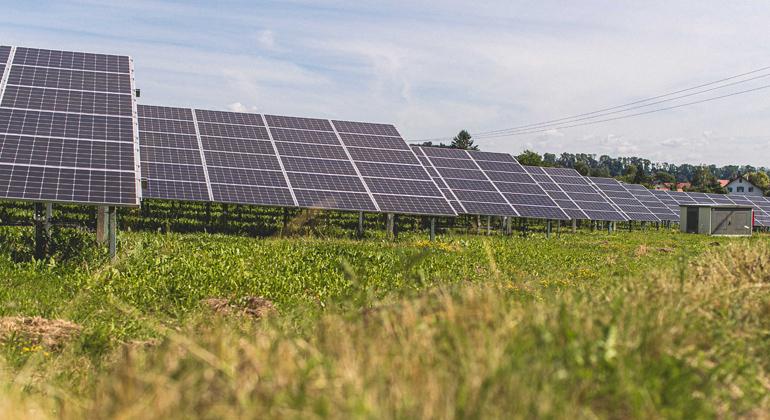 Grünes Licht für Deutschlands größten Solarpark