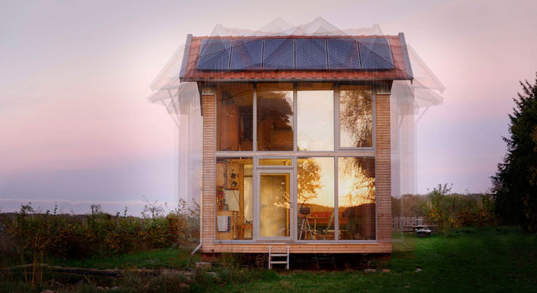 "Axel Ewen | Tiny House ""in Aktion"" / tiny-home-karusell.de"