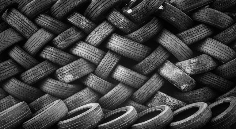 Micro-Rubber in the environment