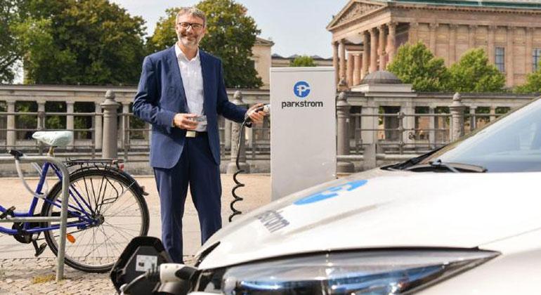 Parkstrom macht das Laden von Elektroautos einfach