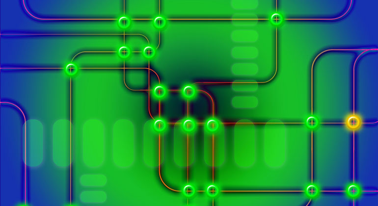 Speicherzelle mit festem Elektrolyt realisiert