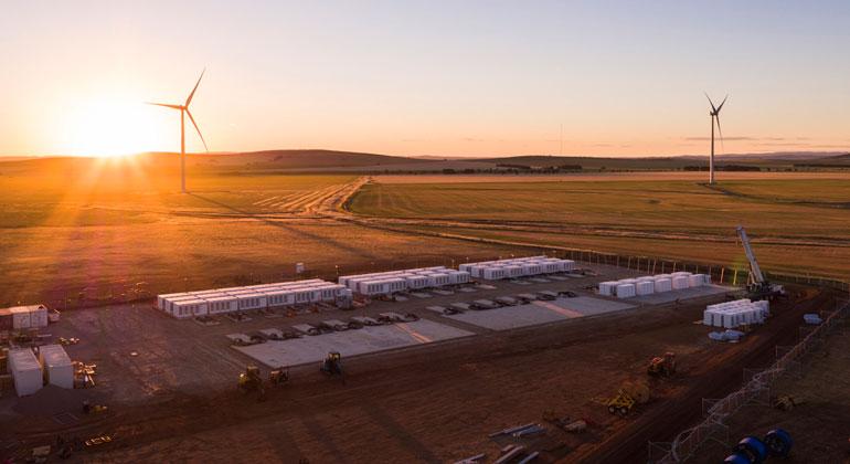 South Australia's big battery to become 50 per cent bigger