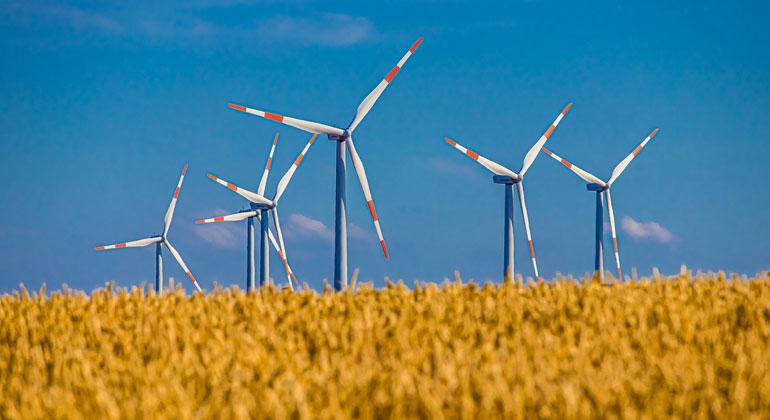 Studie belegt: Fast ein Viertel aller Windenergie-Anlagen ist bedroht