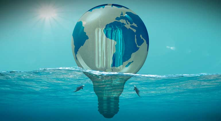 Depositphotos | docrob | Wir alle (Privatpersonen, Energiegenossenschaften, Unternehmen, Kommunen, regionale und nationale Regierungen) müssen klaren radikalen Klimaschutz verwirklichen. Das bedeutet eine Umstellung auf 100% Erneuerbare Energien bis 2030, starke Begrünungs- und Aufforstungsprojekte, eine abfallfreie Wirtschaft und emissionsfreie Verkehrssysteme. Das alles kann man vor Ort durchführen. Man benötigt hierfür keine weltweite Vereinbarung auf Ebene der Vereinten Nationen und jeder, der die obigen Maßnahmen umsetzt, hat ökonomische Vorteile.
