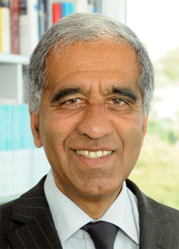 GEOMAR | Mojib Latif ist Professor für Ozeanzirkulation und Klimadynamik am Geomar Helmholtz-Zentrum für Ozeanforschung Kiel und an der Universität Kiel, außerdem Präsident der Deutschen Gesellschaft des Club of Rome und Vorstandsvorsitzender des Deutschen Klima-Konsortiums.