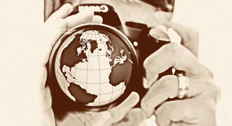 Jahresbilanz der Pressefreiheit: Weltweit 389 Medienschaffende im Gefängnis
