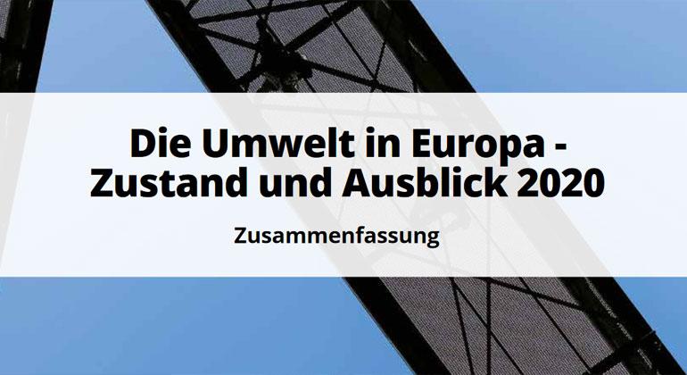 Europäische Umweltagentur (EUA) | eea.europa.eu