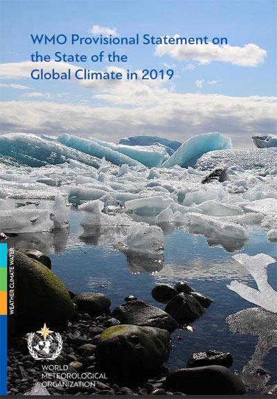 Klima-Statusbericht der Weltmeteorologieorganisation WMO