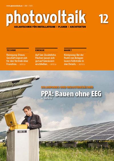 photovoltaik.eu   PV 12-2019