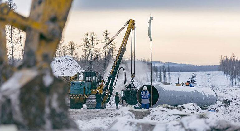 Russland setzt auf wirtschaftliche Vorteile des Klimawandels