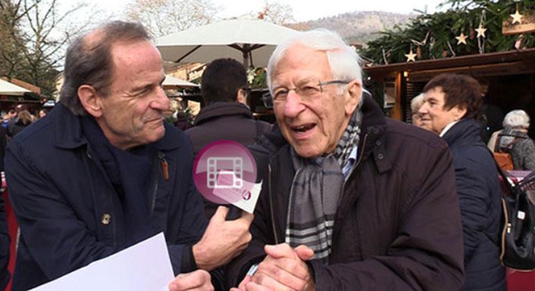 Interview zum Jahreswechsel mit Franz Alt