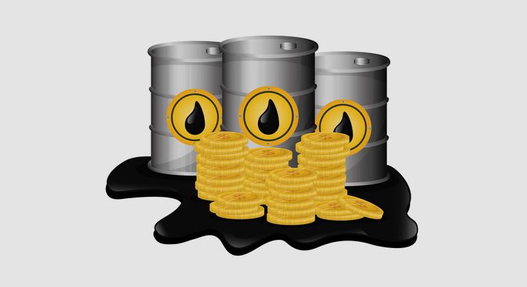 Depositphotos | djv | Noch immer hängen wir an der Ölnadel.