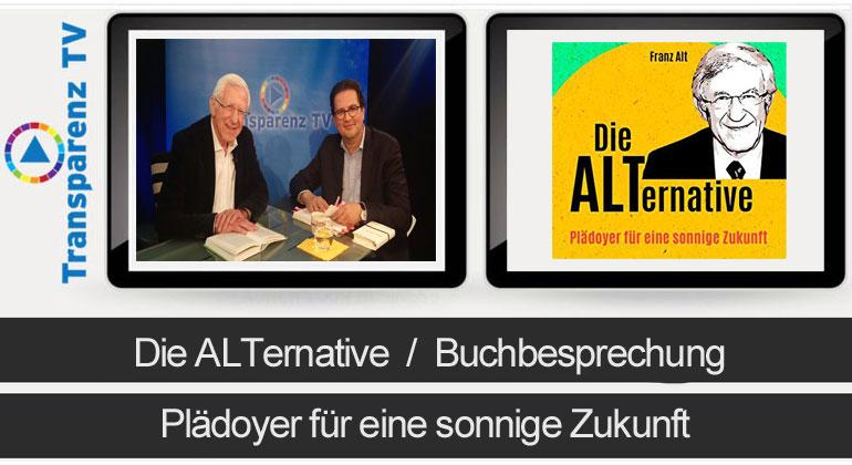 Franz Alt im Gespräch mit Frank Farenski