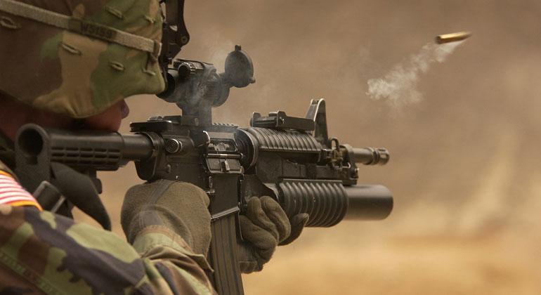 pixabay.com | Wikilmages | Asiatische Waffenkonzerne boomen (Symbolbild)