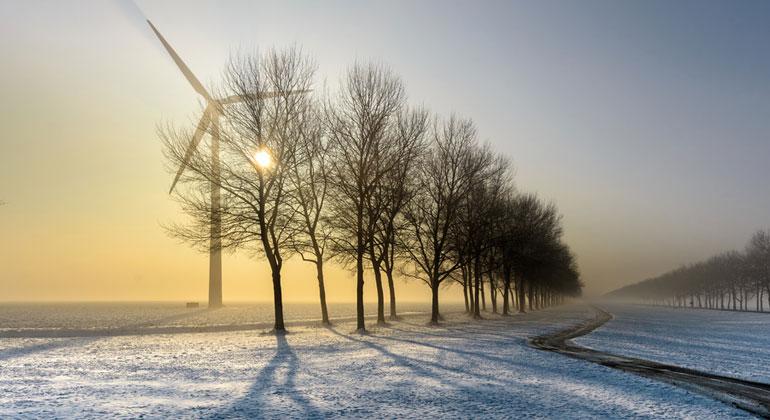 Die Geschichte der Windenergie