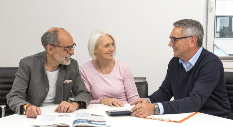 Bund erhöht Zuschüsse für Gebäudeenergieberatung