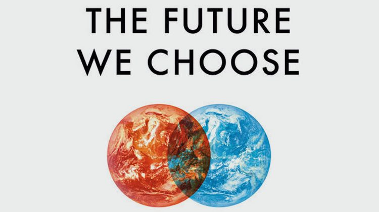 "Christiana Figueres and Tom Rivett-Carnach: ""The Future We Choose: Surviving the Climate Crisis"" (Englisch)"