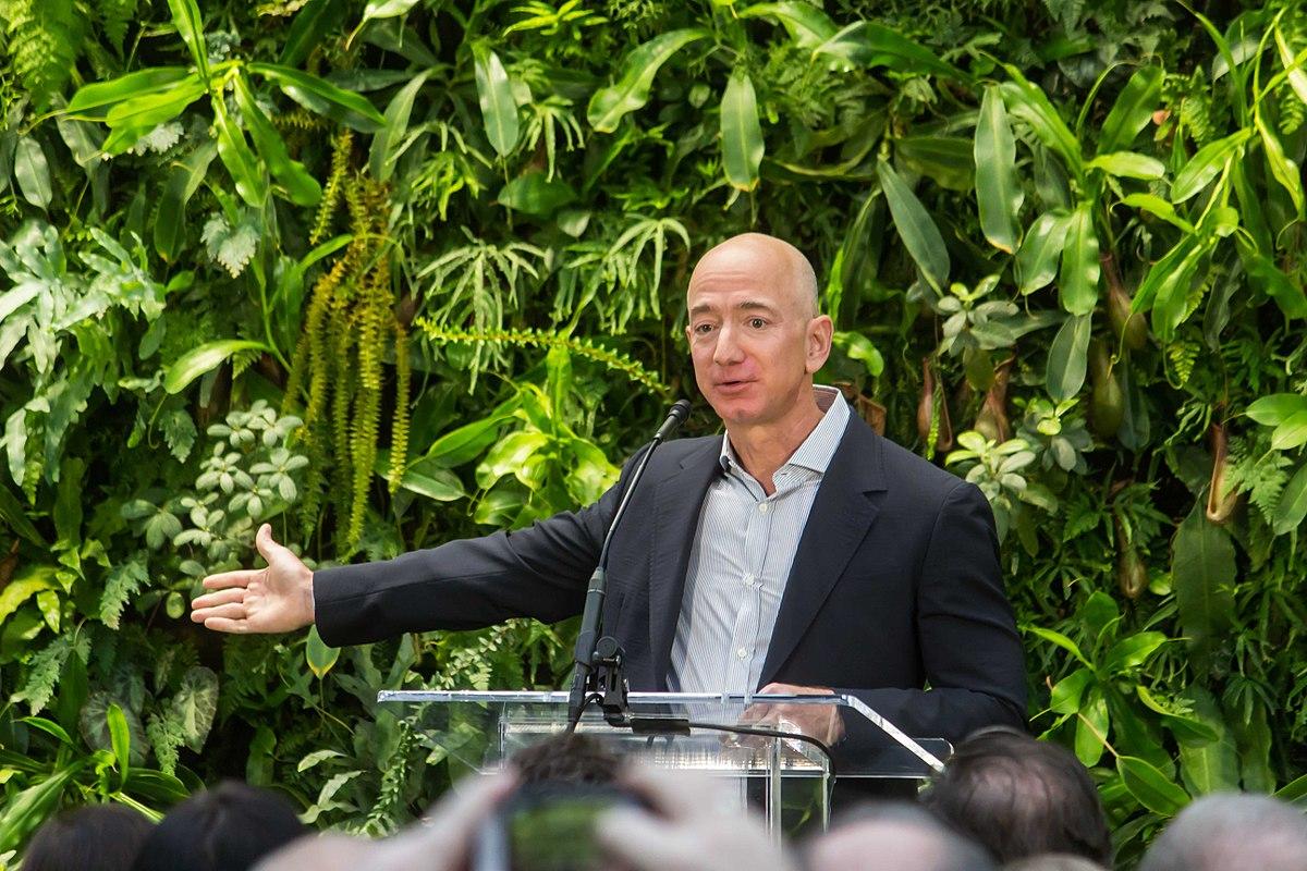 Amazon-Chef spendet Milliarden fürs Klima