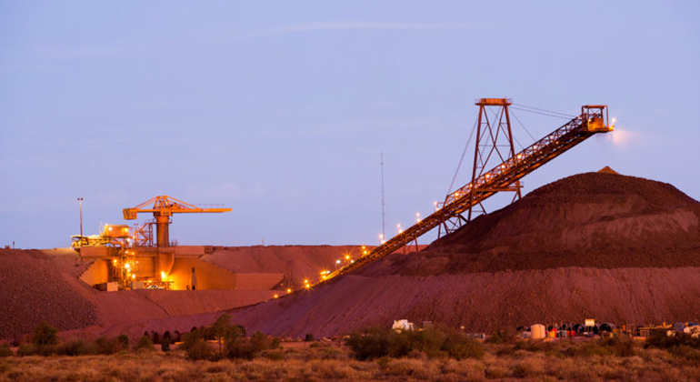 Oz Minerals is aiming for the mine to be powered by up to 80 per cent renewable energy
