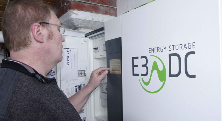 E3DC | Insgesamt wurde während des Orkans bei etwas mehr als 1.000 Hauskraftwerken der Notstrombetrieb registriert