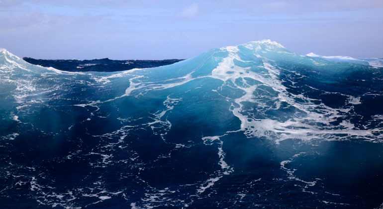 Major wind-driven ocean currents are shifting toward the poles