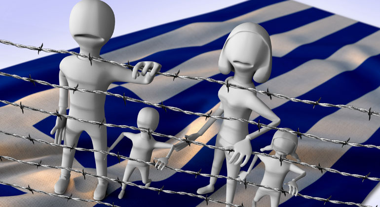 Wo Flüchtlingselend und Covid-19 aufeinander treffen