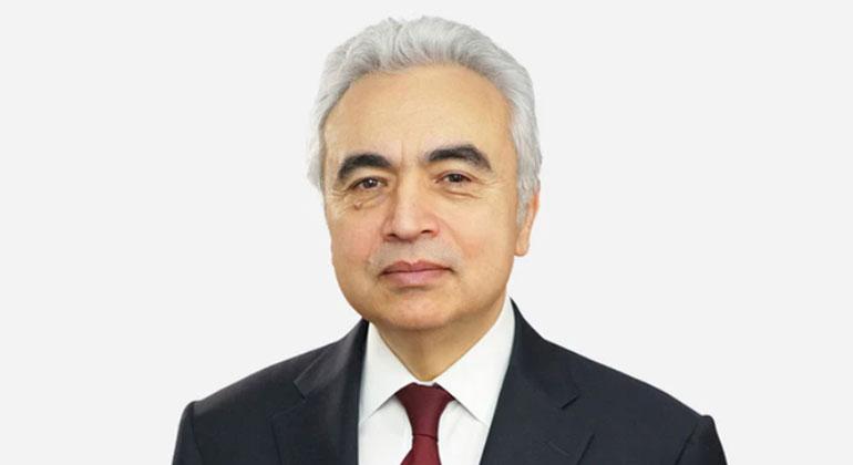 iea.org   Fatih Birol, Chef der Internationalen Energieagentur IEA