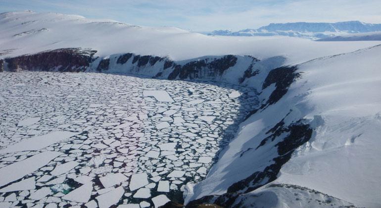 pik-potsdam.de | Giuseppe Aulicino | Driftendes Eis in der Antarktis