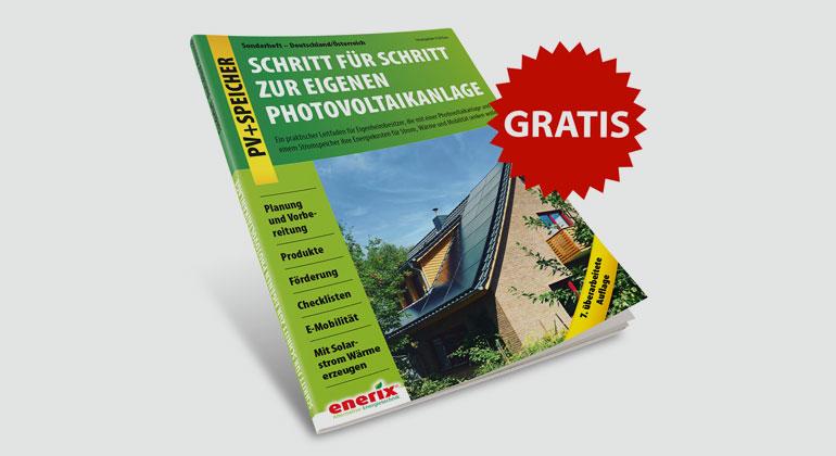 Überarbeiteter Photovoltaik-Ratgeber für Hausbesitzer
