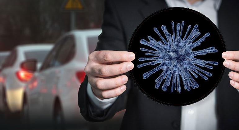 pixabay.com | geralt | Klar, dass das kleine Corona-Virus die große deutsche Autobranche nicht verschont: Kurzarbeit, stillgelegte Werke, geschlossene Autohäuser. Die größte deutsche Industriebranche leidet wie jeder Mittelständler auch.