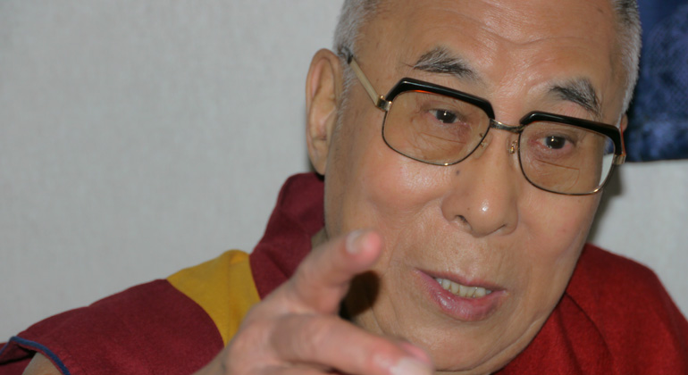 Bigi Alt | The Dalai Lama is the spiritual leader of Tibet's government-in-exile based in Dharamsala, India