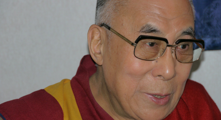 "Dalai Lama: ""A nuclear-free world is in everyone's interest"""