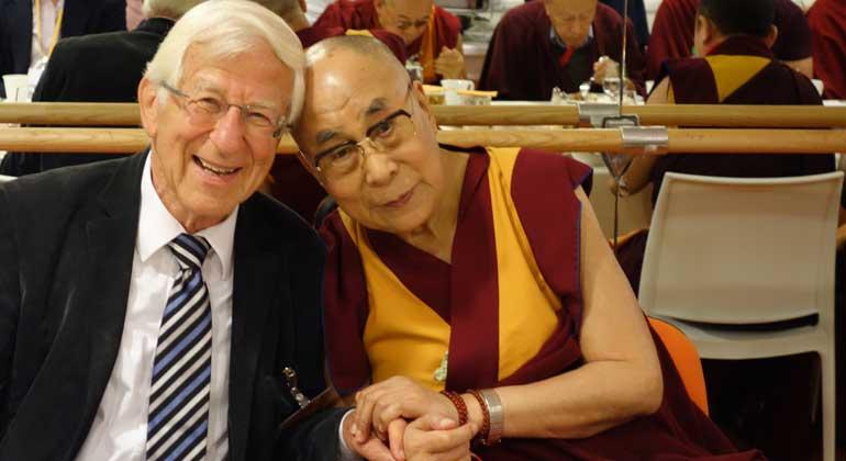 "Dalai Lama: ""Trotz Corona das Klima nicht vergessen"""