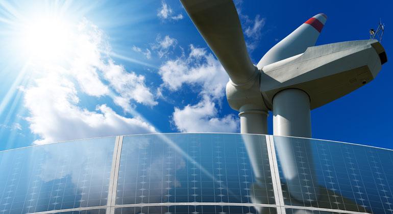Erneuerbare Energien decken 48 Prozent des Stromverbrauchs