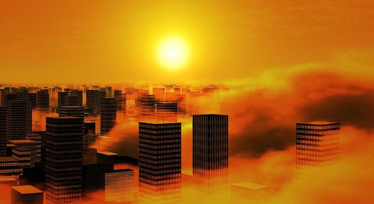 Schlechte Luft führt zu mehr Corona-Toten