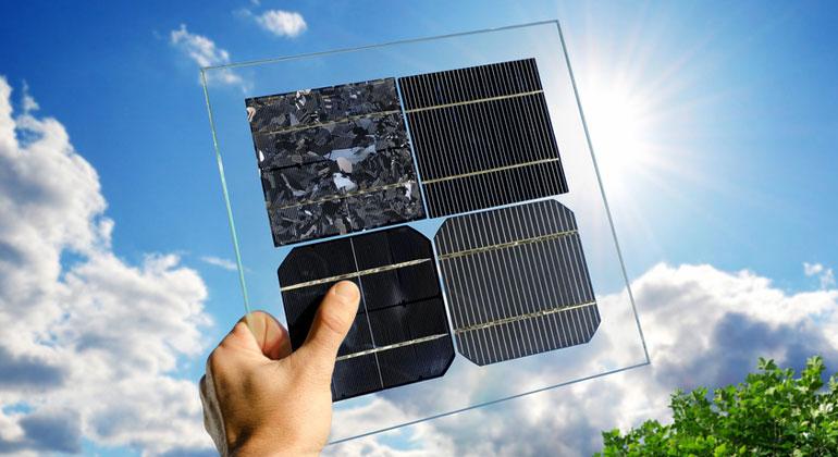 Solarzellen steuern die 60-Prozent-Marke an