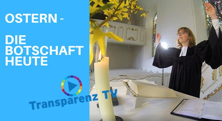 Franz Alt: OSTERN – Die Botschaft heute