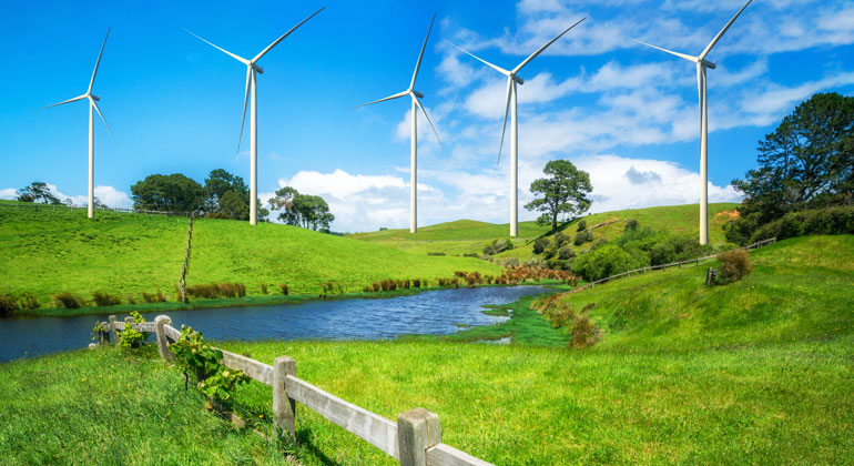 Noch nie wurden weltweit so viele Windräder errichtet wie 2020