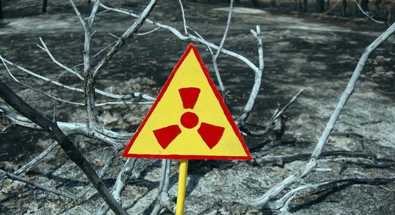 In Tschernobyl wird nach 34 Jahren wieder Radioaktivität freigesetzt